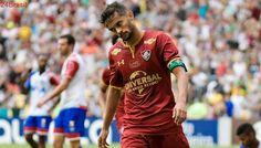 Em casa com o Bahia | Scarpa é vaiado, reage com gol e Flu só empata