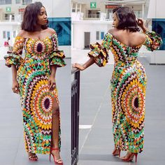 "229 Likes, 1 Comments - Select A Style (@selectastyle) on Instagram: ""#stunning stykeoutfit @tayoscouture #styleinspiration #ankara #african #humble…"""