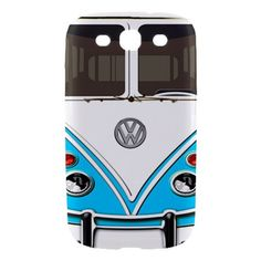Samsung Galaxy S3 case VW Blue!!