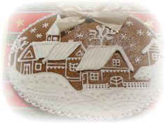 HAJANY - Recepty - Perníčky (nejen) vánoční Royal Icing Cookies, Gingerbread, Sugar, Desserts, Christmas, Ginger Beard, Biscuits, Tailgate Desserts, Xmas
