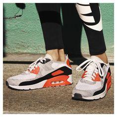 promo code 6262c 3dde7 Tênis Nike Air Max 90 Ultra 2.0 Flyknit Feminino
