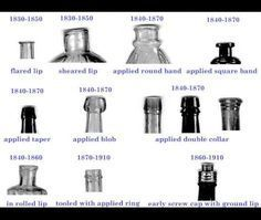 Digger answers your questions about antique and old bottles.Thousands of questions and answers about the common and rare bottle. Digger Odell Publications books about bottles, bottle digging and bottle collecting. Antique Glass Bottles, Antique Glassware, Bottles And Jars, Perfume Bottles, Bottle Art, Bottle Crafts, Bottle Display, Image Blog, Medicine Bottles