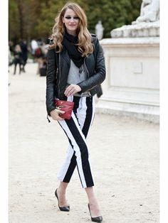 Paris fashion week spring 2013 street style