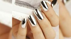 mirror nails   Mirror Nails Are The New Instagram-Worthy Nail Trend You Need To Try