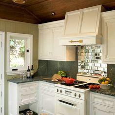 uptown country kitchen - traditional - kitchen - los angeles - Shannon Ggem ASID- Ggem Design Co LLC Rustic Kitchen Design, Eclectic Kitchen, Design Your Kitchen, Country Kitchen, Kitchen Interior, Kitchen Decor, Kitchen Ideas, Kitchen Designs, Bathroom Interior