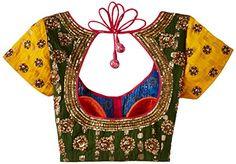 Tamanna Readymade Saree Blouse (joy 003/3/23_multi_large)