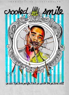 J Cole Crooked Smile Artwork 1000+ images about J C...