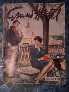 Walter Molino cover illustration. 1961 by CooksFallsLodge on Etsy