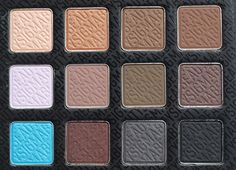 The Black Pearl Blog - UK beauty, fashion and lifestyle blog: Sigma Born To Be 'Smoke Screen' Eye Shadow Palette