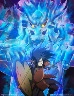 Madara Susano by maksitobi on deviantART