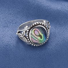 Love abalone shell