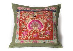 antique cushion -gronlykke.com