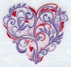 Machine Embroidery Designs at Embroidery Library! - Color Change - G8917