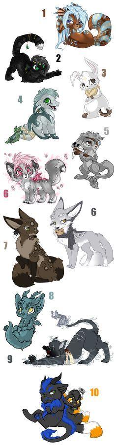 #4 is mine, #5 is @Mrlamay71012, #6 is @shootingstar1127