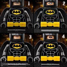 I make crime fighting look good. What color do you think looks best? 1. Midnight 2. Dark Knight 3. Onyx 4. Velvet Thunder  ...