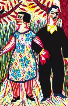 illustration by Isabelle Van den Abeele
