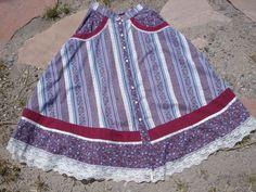 Vintage 1970s Gunne Sax Skirt Prairie Peasant by bycinbyhand, $64.00