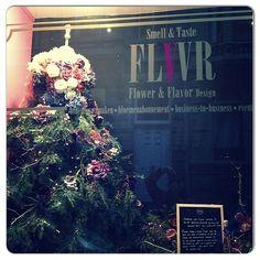 Window display FLVVR shop Ghent Belgium Ghent Belgium, Window, Display, Lettering, Deco, Flowers, Plants, Shop, Design