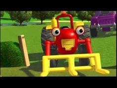Traktor Tom 6 cz Tractor Tom, Toms, Minions, Youtube, Fondant, Cake, Tractor, Pastel, The Minions