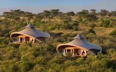 Mahali Mzuri - Sir Richard Branson's Kenyan Safari Camp