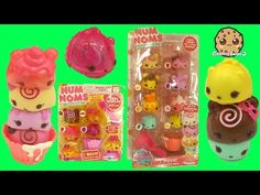 Series 2 Full Ice Cream Truck Box of 48 Num Noms Surprise Blind Bag Cups + Stack Challenge - YouTube