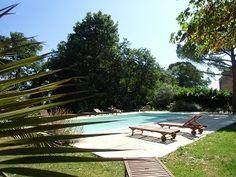 Vakantiehuis les Saisons - Tourbes - Hérault Zuid Frankrijk - Zwembad gedeeld