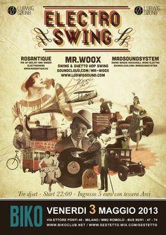 Electro swing party http://www.electroswingitalia.com/2013/04/26/electro-swing-party/