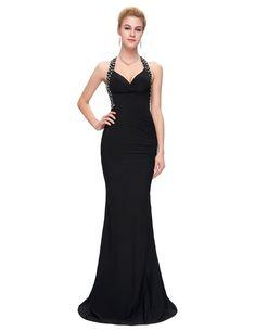 0d80d18a1a9 Backless Bodycon Long Mermaid Dress. Long Mermaid DressMermaid DressesBlack Formal  GownEvent DressesEvening ...