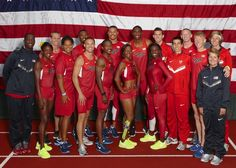 2012 Olympic Track Team Roster | Shared By Press Release USATF.org /July 3, 2012 6:40 PM