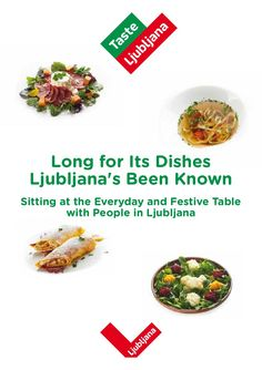 Just like many other cities in the world, Ljubljana boasts a number of special dishes typical of different periods in its history. Today, these dishes are the point of departure for the so called 'Dishes of Ljubljana Special Selection', a list of t. Inter Rail, New Berlin, Love Your Family, Weekend Trips, Eating Habits, Make It Simple, Dishes, Food, Travel Tips