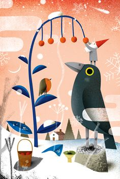 Pinzellades al món: Altres il·lustracions de Philip Giordano