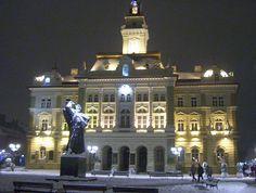 Winter in Novi Sad