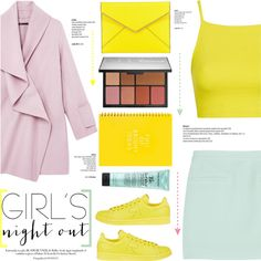 How To Wear No 309 Girl's Night Out,Beauty Edition Outfit Idea 2017 - Fashion Trends Ready To Wear For Plus Size, Curvy Women Over 20, 30, 40, 50