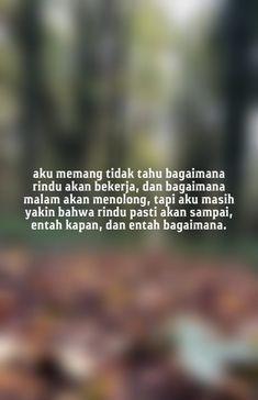 Quotes Rindu, Ldr, Wish