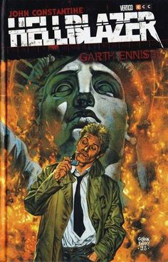 Hellblazer Garth Ennis   Tomo 3   CBR   Español