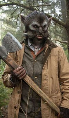 "Leporem Venator is a fox-like Wesen known for hunting Willahara for their feet. First seen in season four's episode ""Bad Luck."""