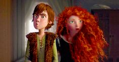 In which Merida and Hiccup are really sick of all the jokes Jack and Rapunzel make about them being ~*in love*~