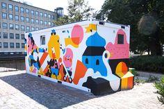 Street Art | Hedof
