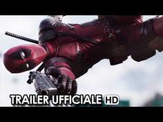 DEADPOOL Trailer Ufficiale Italiano (2016) - Ryan Reynolds HD
