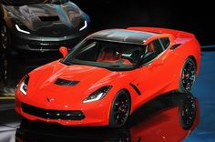 2014 Chevrolet Corvette Stingray: Everything there is to know [w/video] WOW, VERY HOT!