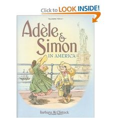 Adèle & Simon in America // A lovely travel story - have fun trying to find the lost items