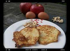Pommecake - des pancakes à la pomme