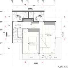 Image 40 of 42 from gallery of Chipicas Town Houses / Alejandro Sanchez Garcia Arquitectos. First Floor Plan