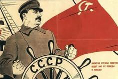 The captain of the Soviet lead us to victory, Vintage Soviet propaganda poster, playbill of the USSR, art print, 44 Communist Propaganda, Propaganda Art, Retro Poster, Poster Vintage, Diesel Punk, Soviet Art, Soviet Union, Charles Peguy, Patriotic Posters