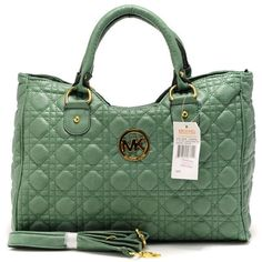 My new Michael Kors~save 87% off!unbelievable cheap sale o.O you'll gonna love this site:D | See more about michael kors outlet, bags and green.