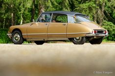 Citroen DS 23 Pallas, 1974 - Welcome to ClassiCarGarage