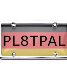 If you are looking an item to support EURO Cup 2016, player & team, then you can opt for EURO World Cup personalized number plate at Pl8tpal. These are cheap in rates.