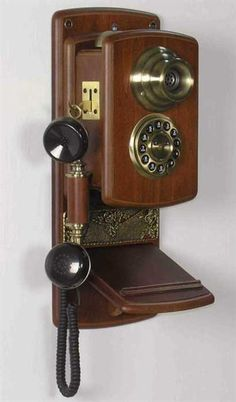 how to make telephone model