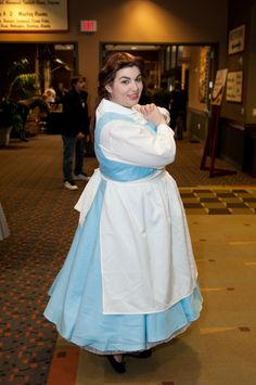 cosplay plus size beauty and the beast belle disney costume - Halloween Costume For Fat People
