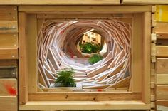 beauty and whimsy out of scrap wood